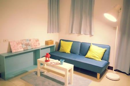 新開幕 一人不到$600 享豪華套房 北歐小清新 - Daxi District - Huis