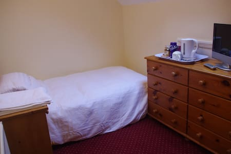 Comfy single bed in an Edwardian townhouse - Plymouth - Maison