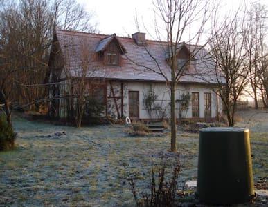 Mitten auf dem Land :) - Milmersdorf