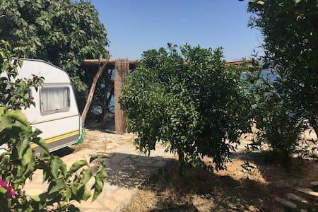Akyaka Ada karavan - Mugla