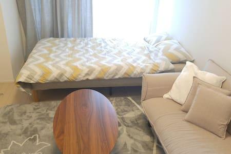3 min from Sta! Gotanda Convenient Location! - Shinagawa-ku - Apartament