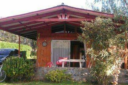 Cabaña de Descanso en Olmue - Olmue V Región, CL - Blockhütte