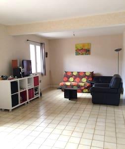 Une chambre a 300m du centre ville - Issoudun - Daire