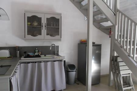 L'Appartement de la Grange - Wohnung