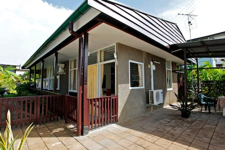 La Sonrisa the place to rest&chill - Paramaribo