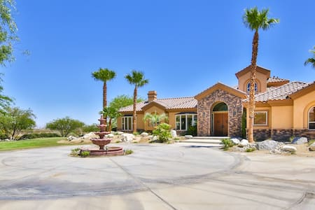 Spectacular Desert Compound - Casa