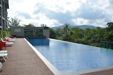 Sugar Palm Condo Suanluang, Phuket Town - Condominium