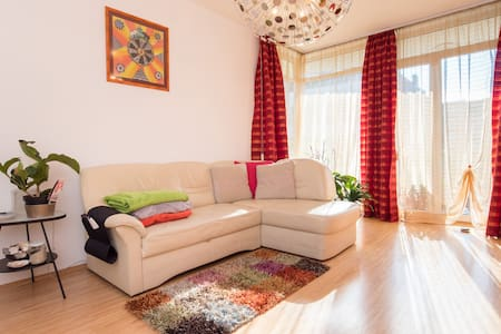 Exclusive apartment near Danube and downtown! - Budapest - Pis