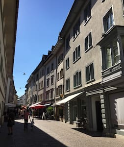 Old Town bijou in the middle of the centre - Schaffhausen - Apartment