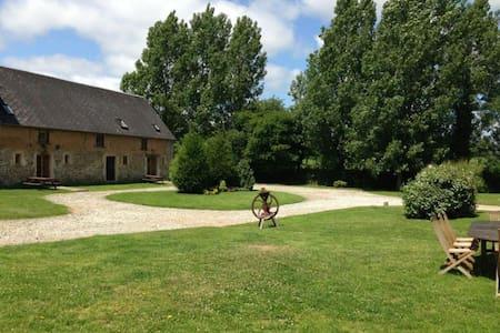 Normandy, St. Sauveur le Vicomte - Gjestehus
