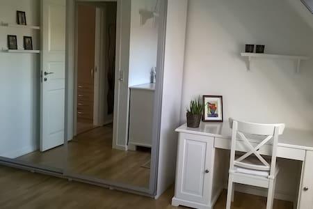 Nyistandsat værelse i Taastrup - Bed & Breakfast