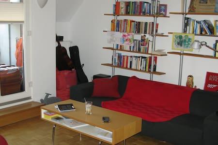 Entspannt wohnen in Thalkirchen - Apartment