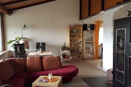 Familienfreundliches Ferienhaus nahe Bodensee - Casa