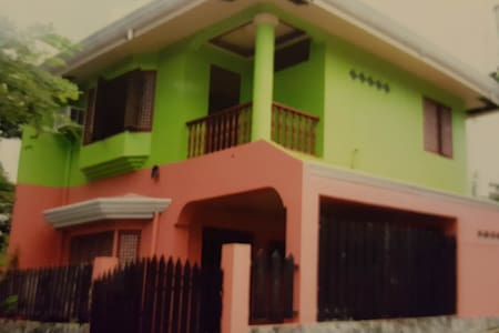 Fully furnished house for rent (sea side) - Tagbilaran - Haus
