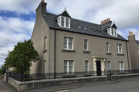 Cosy Island flat in Stornoway- perfect for couples - 公寓