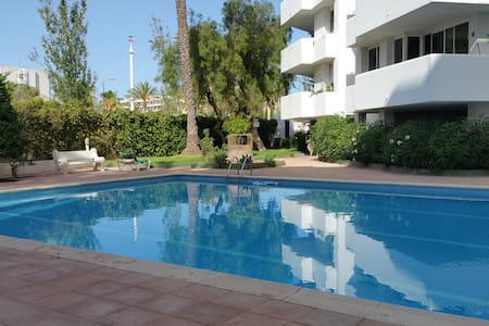 IBIZA  AGRADABLE APARTAMENTO ZONA PACHA - Appartement