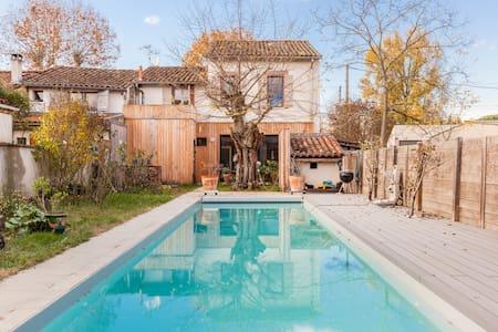 Petit appt 37 m2 4 couchages - Muret - Appartement