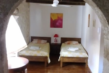Lovely B & B in an authentic venitian house (EROS) - Pigi - Pension