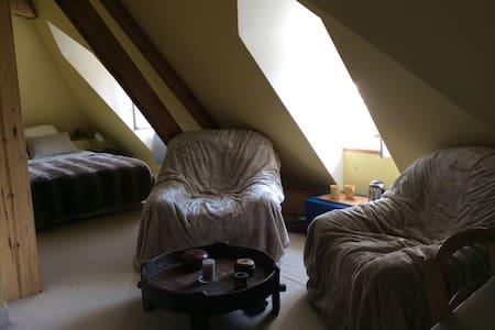 Chambre d'hôtes dans un chateau au nord de Rouen - Castle