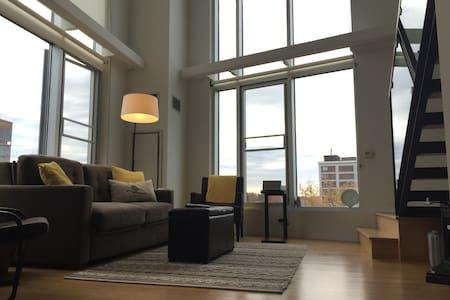 Room type: Entire home/apt Property type: Loft Accommodates: 4 Bedrooms: 1 Bathrooms: 1.5