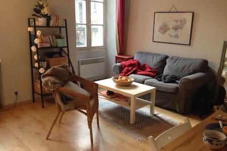 Charmant t2 cosy au coeur de Saint-Pierre - Wohnung