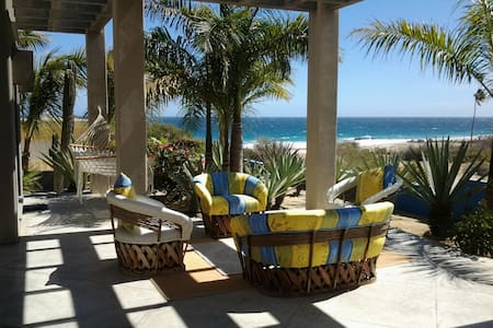 Next to beach lovely expansive view - Los Barriles - Casa