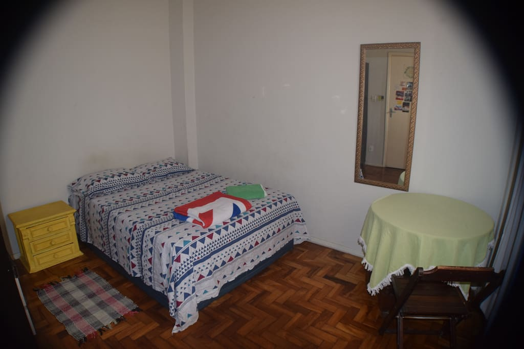 Bedroom 2- Double comfy bed