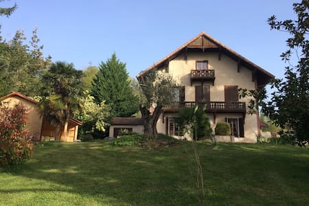 Maison de maître dans parc 3000m - Saint Gaudens  - Ev