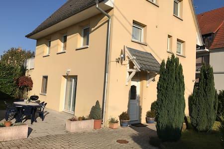Entire home in La Wantzenau - La Wantzenau - House