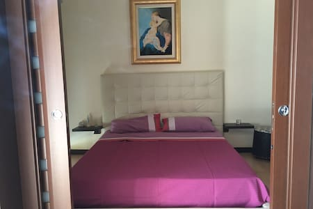 Apt between city center & sea beach - Gela - Appartamento