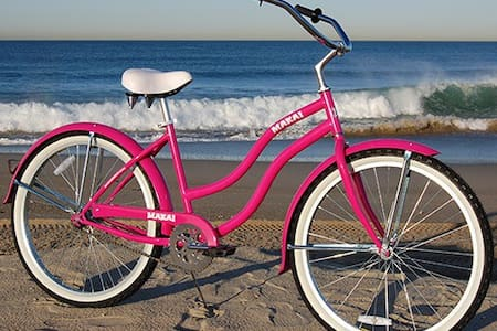 Da Mon Key *2 free beach cruisers* - House