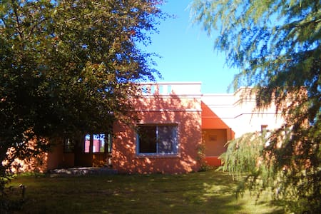 Lindisima casa de campo B° Cerrado - Luján