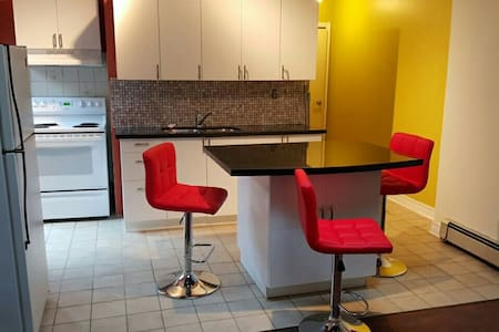 Spacious DT Tor Bloor west 1BR Apt. - Toronto - Apartment