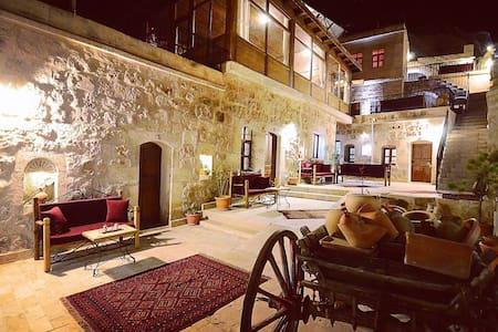 Gedik Cave Hotel Double Or Twin Rooms - Göreme - Aamiaismajoitus