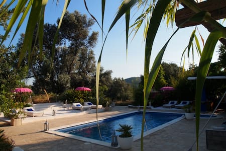 private country house ibiza - san juan de labritja