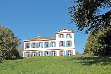 Beautiful Manor House near Toulouse - Rumah