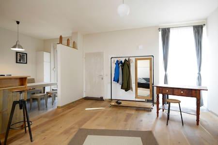 Schöne Studiowohnung bei Frankfurt - Dreieich - Apartament