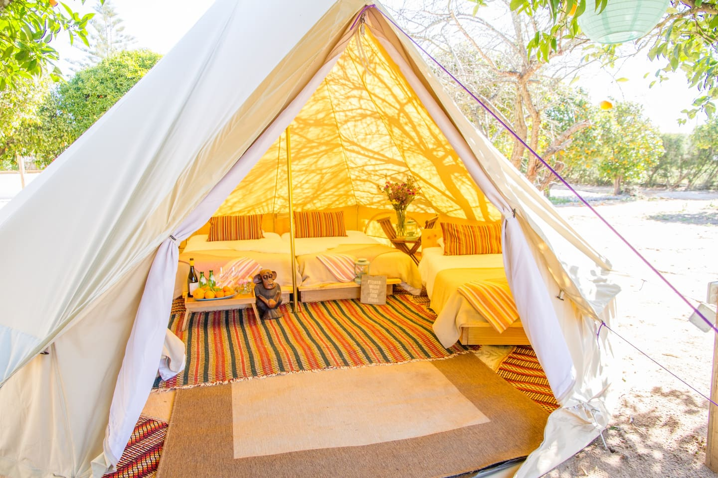 The Top 20 Tents for Rent in Lagos - Airbnb