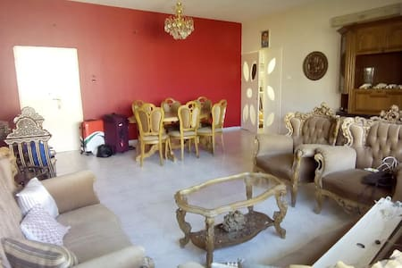 Spacious 3 bedroom appartment in Nablus City - 貝爾謝巴分區(Be'er Sheva)