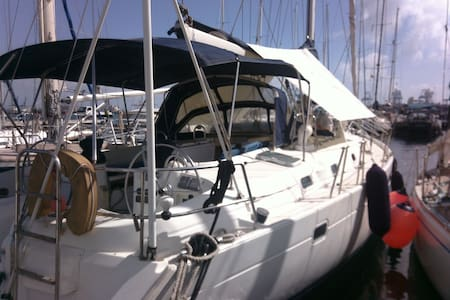 Nice and very spacious yacht in Las Palmas! - Las Palmas de Gran Canaria