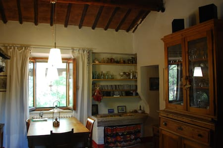 Beautiful Tuscan Country House, 10 Km from Siena. - Villa
