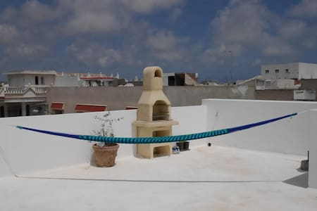 Nice appartment with a terrace - Kelibia - Apartment