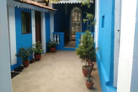 Cozy Cottage in Panjim - Panjim, Goa, IN - Oda + Kahvaltı