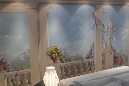 In Villa, B&B, Suite 2 camere interne (da1 a5 p.) - Stezzano