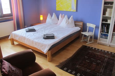 Art Apartement in central location - Klagenfurt - Apartamento