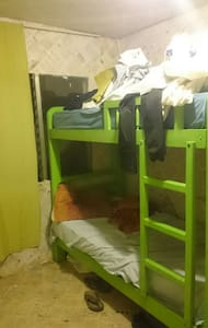 Bunk bed in share apartment - Medellín - Bed & Breakfast