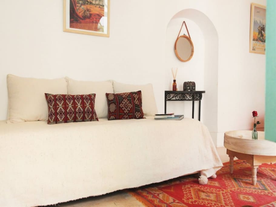 ROOM IN RIAD HELEN B&B 2/3 PPL