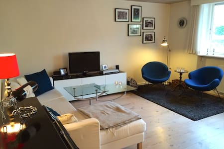75 m2 wonderful and charming apartment - Odense - Apartment