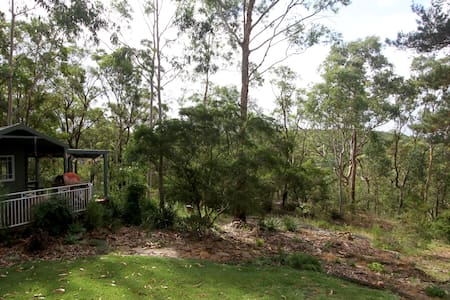 Kookaburra Cottage: Bush Cabin - Kabin