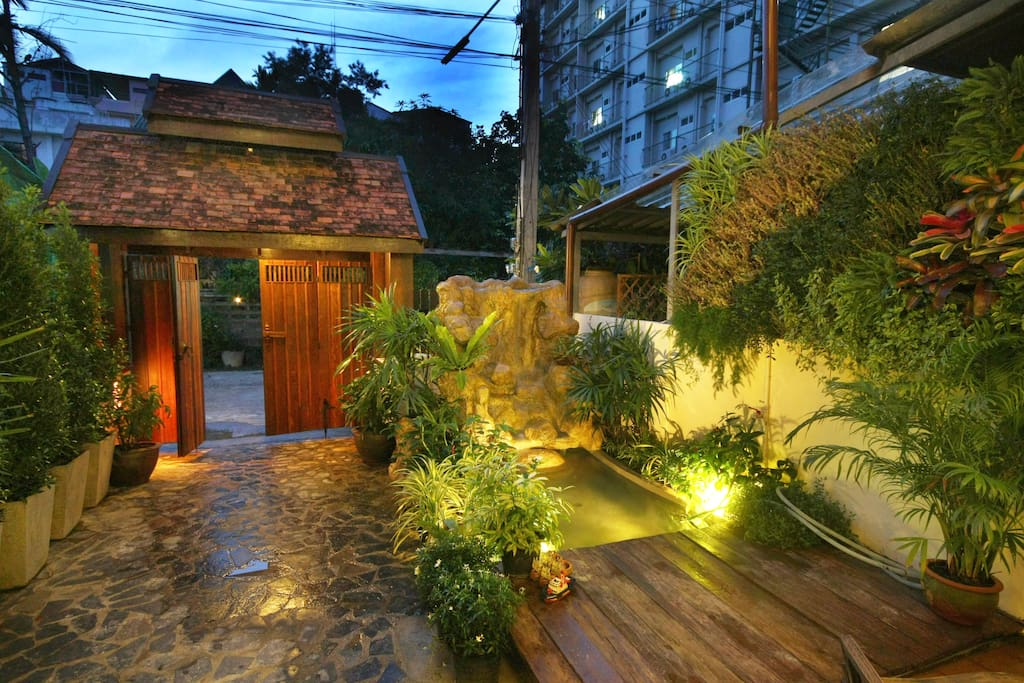 Chiang Mai Family and Group Holiday Rental for up-to 8 Guests